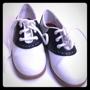 Other - Little Girl's Saddle Shoes